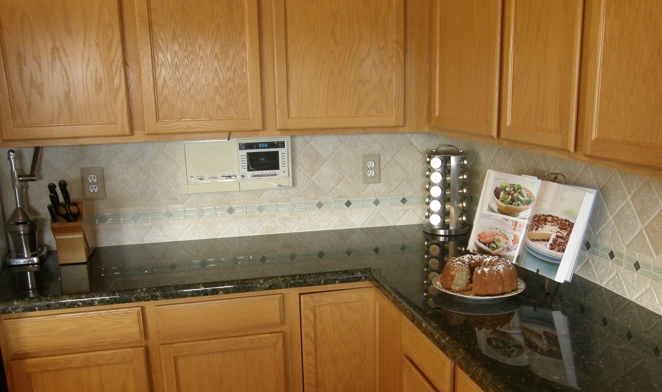 Kitchen splash 14 photos gallery homes alternative 28019 - Tile splash kitchen ...